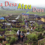 Perbedaan Desa Wisata dan Wisata Desa