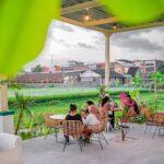Carney Cafe Jogja! Cafe  dengan Spot Foto Instagenik