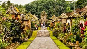 Desa Penglipuran, Desa Terbesih dan Terapih Di Dunia