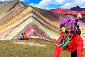 Pencinta Selfie Wajib Kunjungi Gunung Pelangi