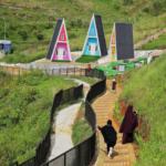 Objek Wisata Islami Bandung Ini Jadi Tempat Vaksin